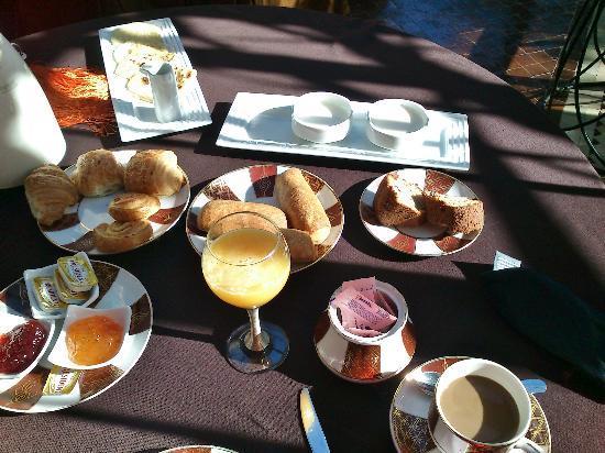 Dar Rhizlane : Breakfast