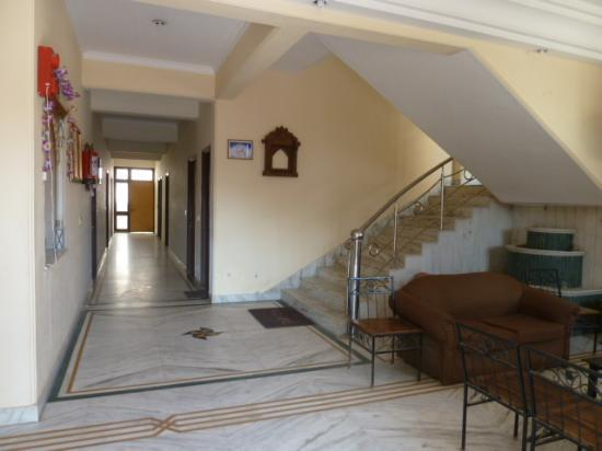 Hotel Sheela Inn: ground floor