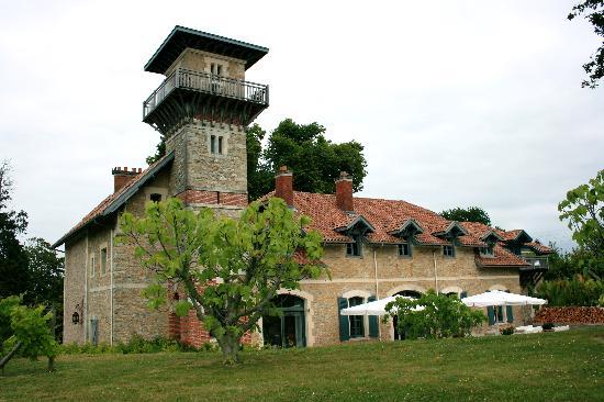Beaumanoir : la terrasse