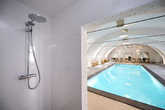 Chateau Heralec - Boutique Hotel & Spa by L'OCCITANE: Swimming pool