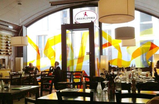 Ampelmann Restaurant: Resto view