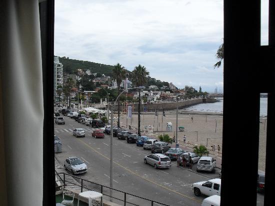 Hotel Genoves: excelente vista desde la habitación