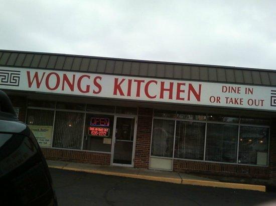 Wongs Kitchen New Brighton