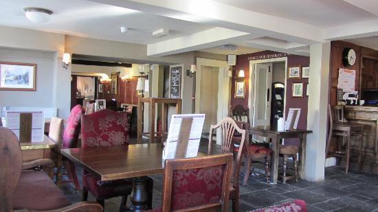 The Woolpack Inn: The Bar