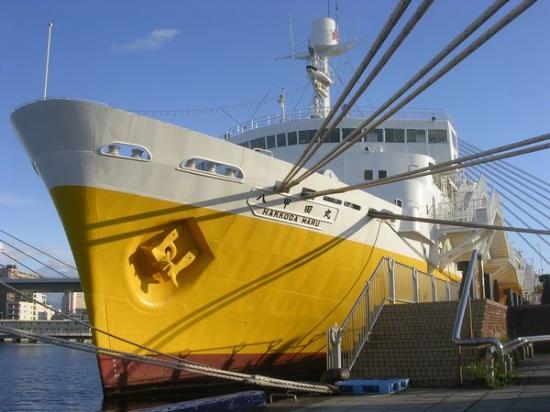 操舵室からの眺め - Picture of Seikan Ferry Memorial Ship Hakkodamaru, Aomori - TripAd...