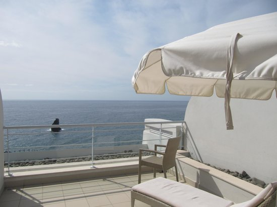 Melia Madeira Mare Resort & Spa : Room Terrace