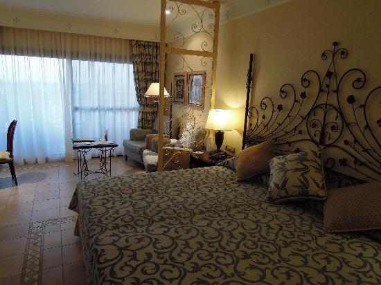 Gran Hotel Atlantis Bahia Real: Notre chambre 374