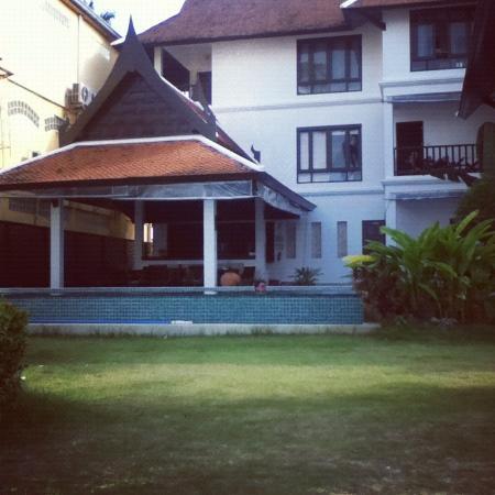 Baan Bophut Beach Hotel: hotel view