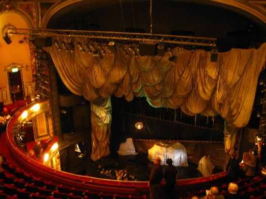 Balcony View Picture Of Phantom Of The Opera London