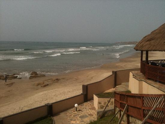 Ramada Resort Accra Coco Beach View On