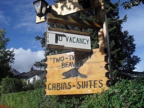 Banff Beaver Cabins: Beaver cabin