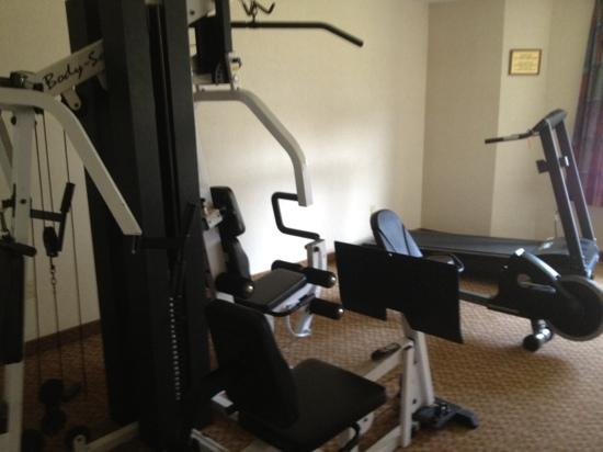 Sleep Inn Cinnaminson: fitness center