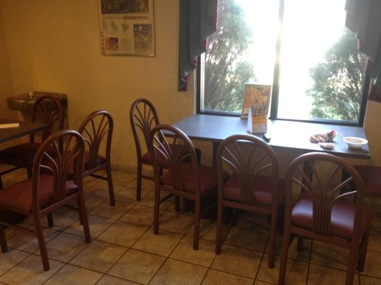 Sleep Inn Cinnaminson: breakfast area
