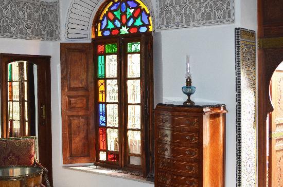 Ryad Mabrouka: my room