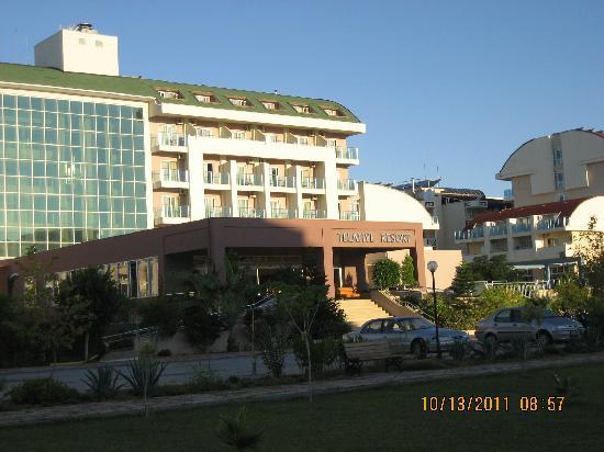 Konakli, Türkei: hotel