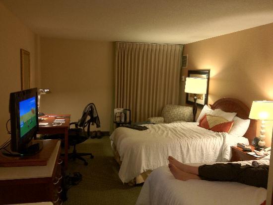 Perfect Hilton Garden Inn Cupertino: Twin Double Room Good Looking