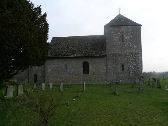 St. Mary's Kempley: St. Mary's Norman Church, Kempley