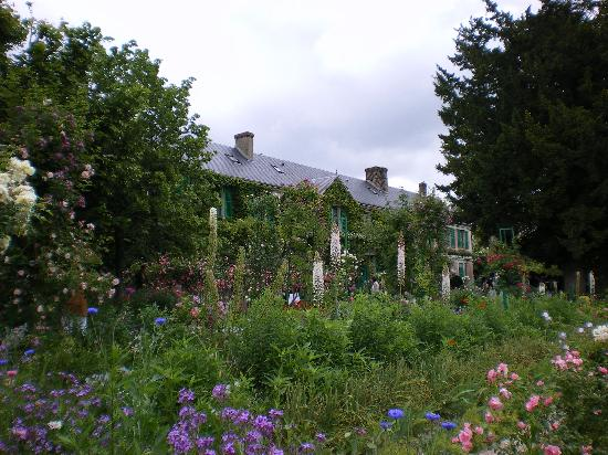 Casa e giardini di Claude Monet: Casa di Monet