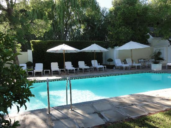 Rosenhof Country House: The swimming pool