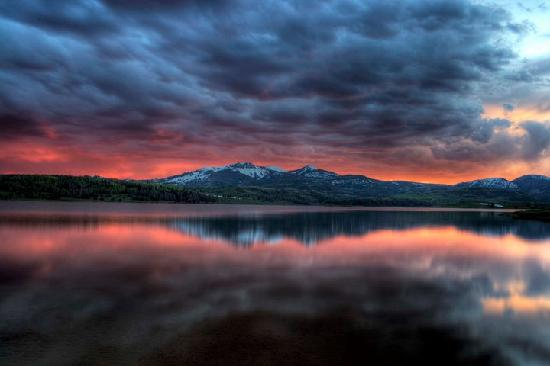 Steamboat Lake State Park: Steamboat Lake by John McArthur