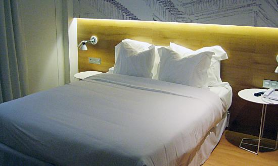 Hotel Parraga Siete: Dormitorio