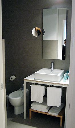 Hotel Parraga Siete: Baño