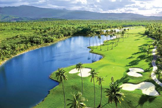 Puerto Rico: Trump International Golf Club, Rio Grande