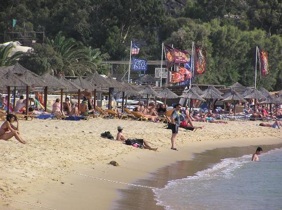 Mylopotas Beach: beach