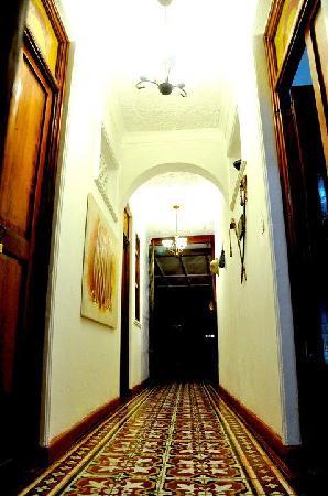 Casa Marta Cartagena: Entrance hall
