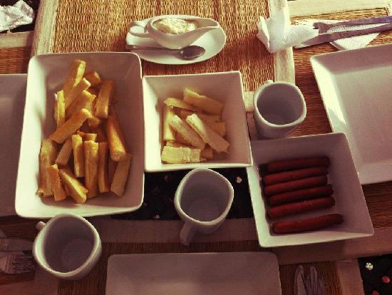 Casa Marta Cartagena: Delicious Colombian breakfasts
