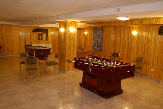 Hotel L'Ermita: Salle Jocs