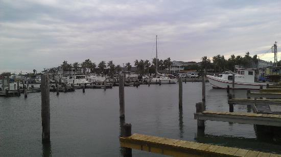 Shrimp Boats at Fulton Harbor