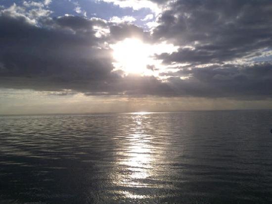 Fulton, TX: Sunrise over Aransas Bay