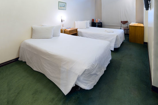 Hotel LP Columbus: Twin Double Room