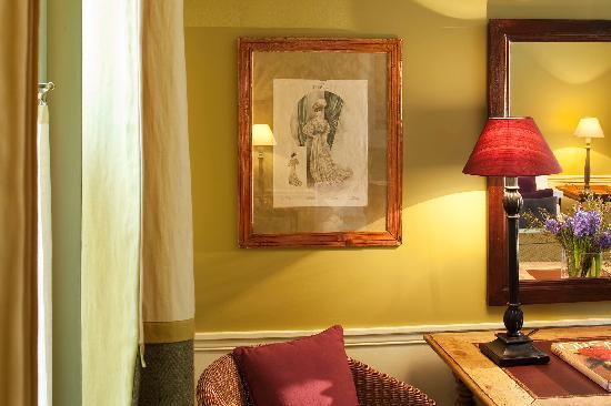 Hotel Sainte Beuve: une couleur