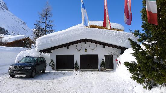 Kristiania Lech: Hotel Garage
