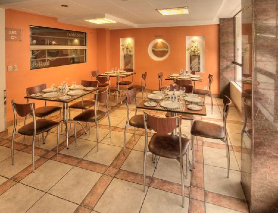Hotel LP Columbus : Restaurant
