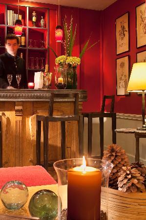 Hotel Sainte Beuve: notre bar