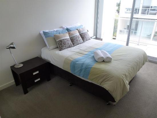 Harbour Views: Dormitorio 1