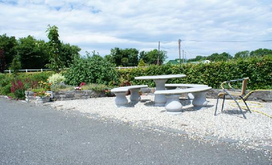 Ardscull  Farmhouse Bed & Breakfast: Garden