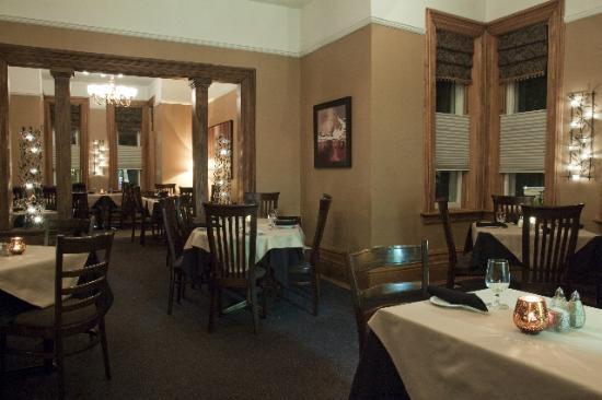 Eddington's of Exeter: Dining Room