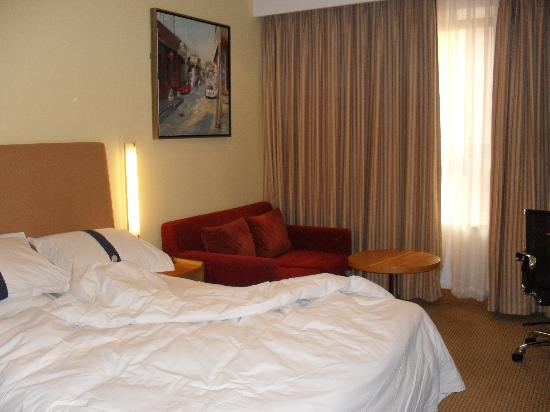 Holiday Inn Express Beijing Temple Of Heaven : Enfin ma chambre !