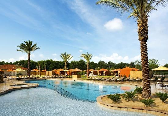 L'Auberge Casino Resort Lake Charles: Pool