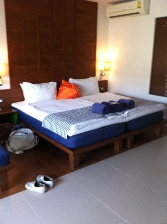 Sunwing Kamala Beach : chambre