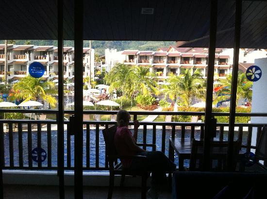 Sunwing Kamala Beach : balcon