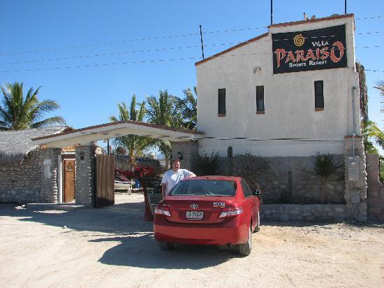 Kite Paradise Hotel & Resort: Entrance