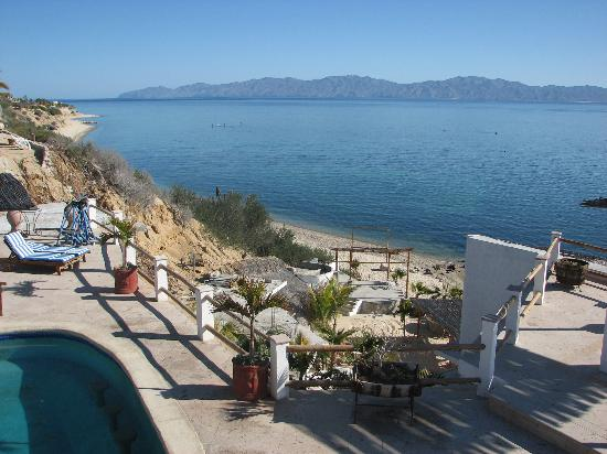 Villa Paraiso: View from the top