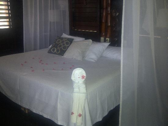 Al Cielo Hotel: Our Aqua Room