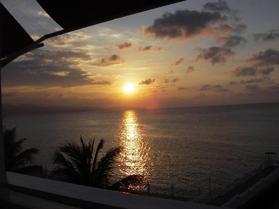 Royal Decameron Montego Beach : Coucher de soleil