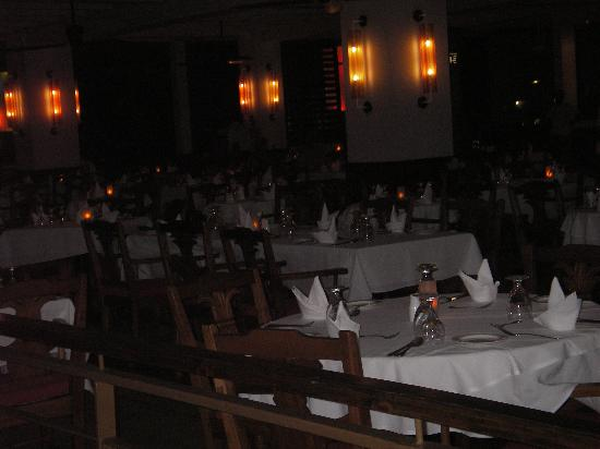 Royal Decameron Montego Beach : Belle salle à dîner